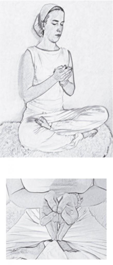como meditación individual