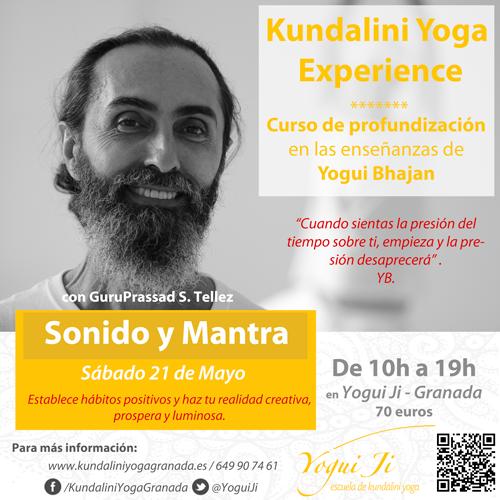 Kundalini Yoga Experience Intensivo 2