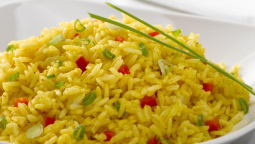 Arroz al Curry - Yogui Bhajan