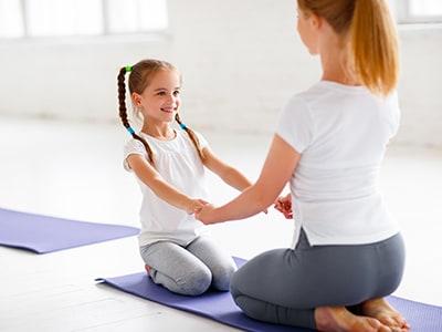 yoga en familia Granada